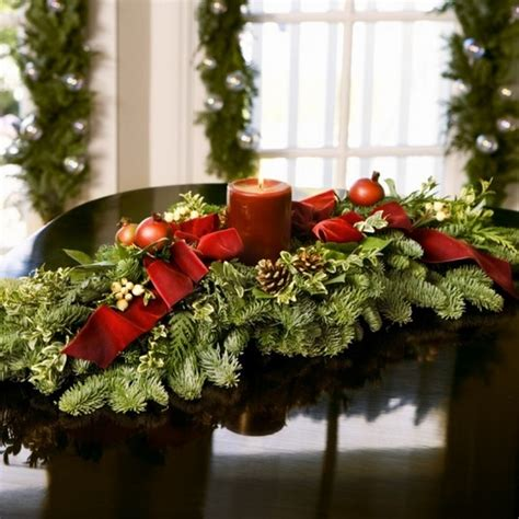 christmas table centerpiece ideas add accents to the festive decor