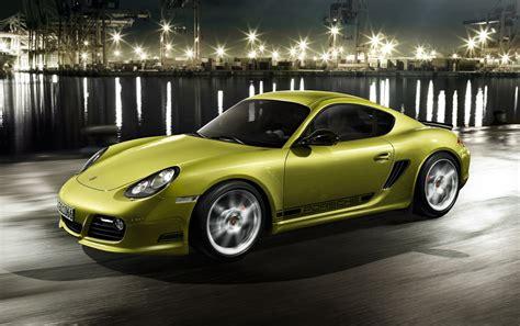 2012 Porsche Cayman R First Look