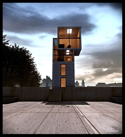 cgarchitect professional 3d architectural visualization user community 4x4 house tadao ando
