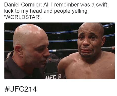 Daniel Cormier Memes - search swift memes on sizzle