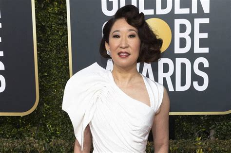 sandra oh history golden globes sandra oh wins best actress in a drama