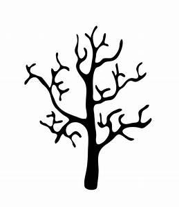 Stickers Arbre Noir : sticker arbre noir sans feuilles vecteur pixers nous vivons pour changer ~ Teatrodelosmanantiales.com Idées de Décoration
