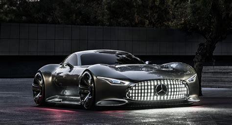 Mercedes Amg Vision Gran Turismo At Goodwood Fos