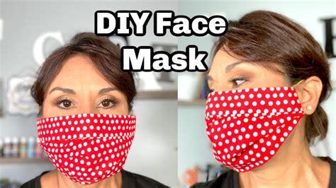 diy face mask  sew easy   dollar tree