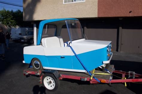 Rare 1964 Electra King Micro Car Restored New Paint, Seats