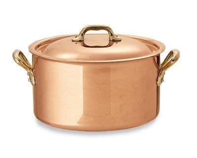 mauviel copper dutch oven   qt copper pot set dutch oven cool kitchen gadgets
