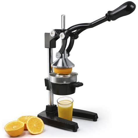 juicer press juice bar squeezer manual cold commercial fruit lemon orange yaheetech citrus amazon
