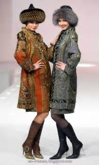 Russian Clothing Styles
