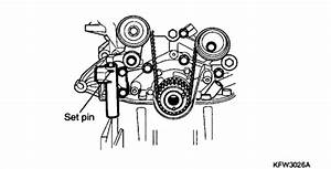 Need Timing Belt Diagram For A 2003 Tiburon Gt V6 2 7 Liter