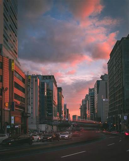 Aesthetic Seoul Wallpapers Backgrounds Wallpaperaccess