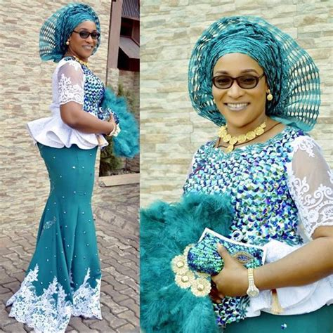 lovely aso ebi skirt and blouse designs for owambe guests inspiration fashion