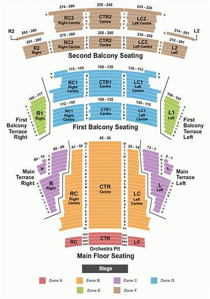 Jubilee Auditorium Alberta Southern Seating Calgary Chart