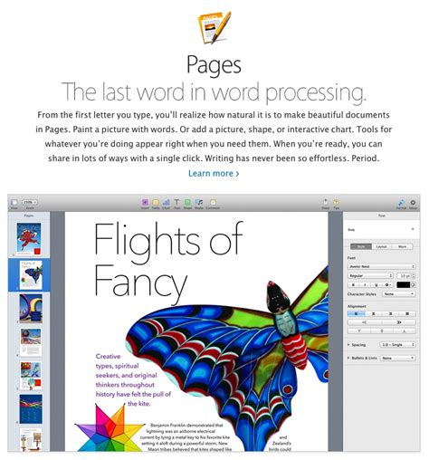 Apple Pages Templates Madinbelgrade Iwork Pages