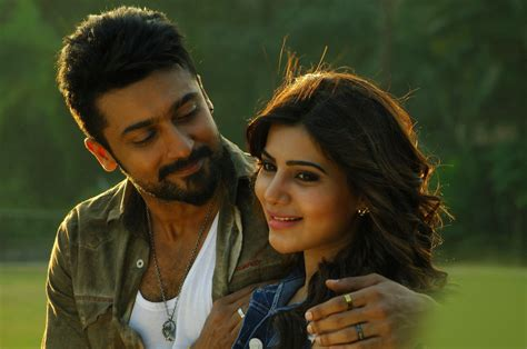 Suriya 'happy' About Anjaan's Progress