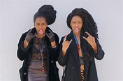 Twin sisters. Love it! | Natural hair styles, Black ...