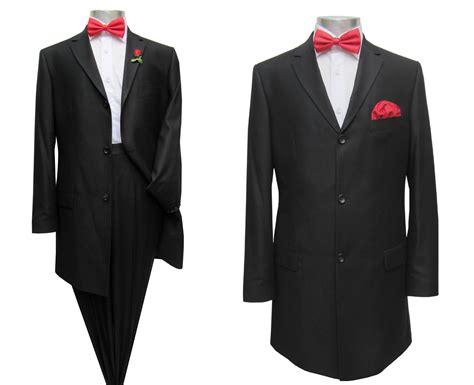 gehrock herren anzug gr 54 schwarz ebay