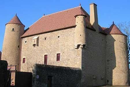 chambre chez personne ag馥 chambres d 39 hôtes château jaquot sainte magnance europa bed breakfast
