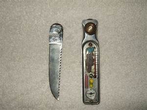 """Apollo Space-age survival knife"", I don't when it was ..."