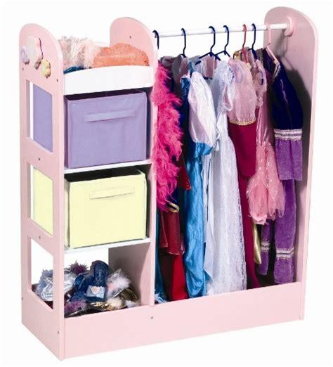 kids dress  clothes storage organization ideas
