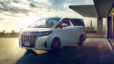 Toyota Alphard Hd Picture by 2018 Toyota Alphard Executive Lounge 4k Wallpaper Hd Car