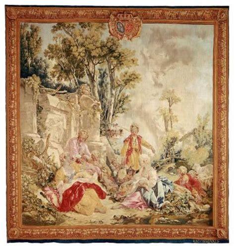Tapisserie De Beauvais by Une Tapisserie De Beauvais Ayant Appartenu 224 Boni Boni