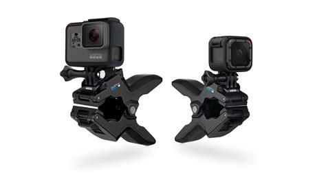 gopro jaws flex clamp camera mount