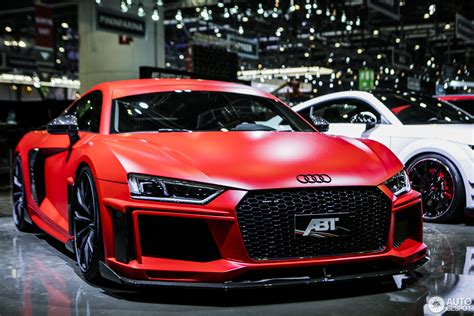 Abt Audi R8 V10 Spyder