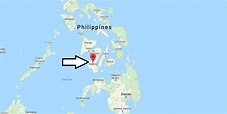Where is Negros Located? What Country is Negros in? Negros ...