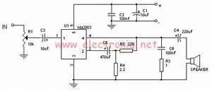 Tda2003 10w Audio Power Amplifier