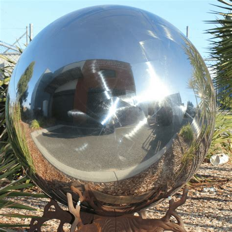 Shiny Ball - Fire Pits and Garden Features