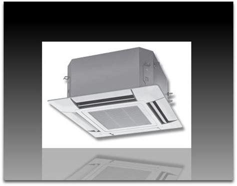 condizionatori a cassetta monosplit cassette da incasso commerciale icr