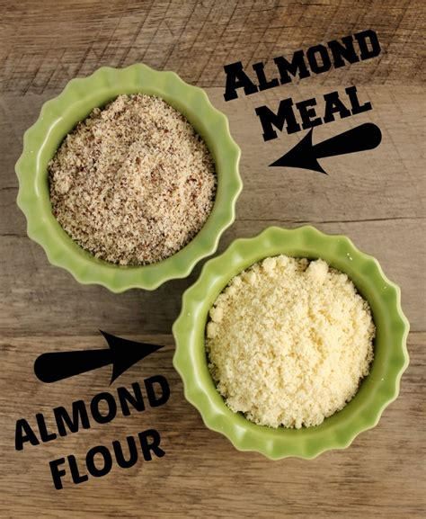 almond meal almond meal vs blanched almond flour allergy free test kitchen