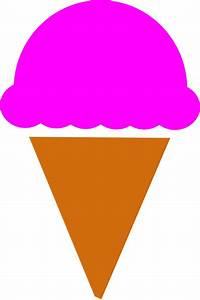 Ice Cream Silhouette Clip Art at Clker.com - vector clip ...