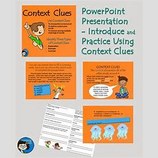 The 25+ Best Context Clues Examples Ideas On Pinterest  Context Clues, Out Of Context Meaning