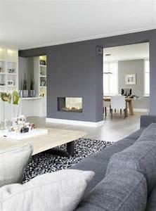 Wohnzimmer Teppich Grau : wandgestaltung grau wohnzimmer design sofa sessel teppich kamin living pinterest graue ~ Whattoseeinmadrid.com Haus und Dekorationen