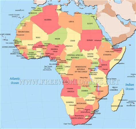 africa map wallpaper  wallpapersafari