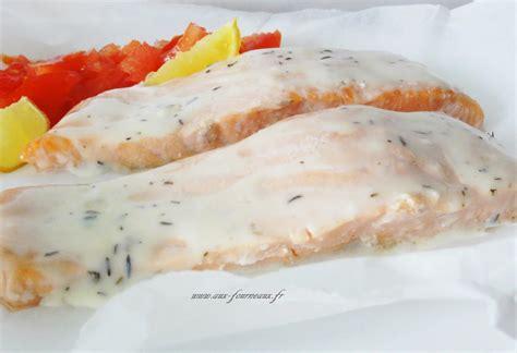 ficelle cuisine papillote de saumon sauce hollandaise aux fourneaux