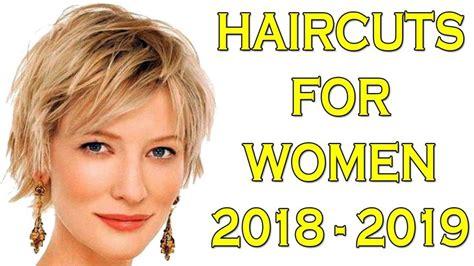Haircuts For Women 2018