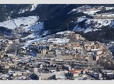 Briançon – Travel guide at Wikivoyage