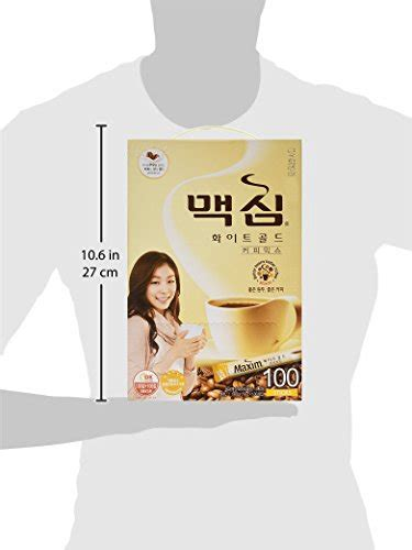 One of the best instant coffees you can find. Maxim White Gold Instant Coffee - 100pks by Maxim - Coffeeprima