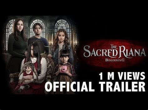 sacred riana beginning  official trailer