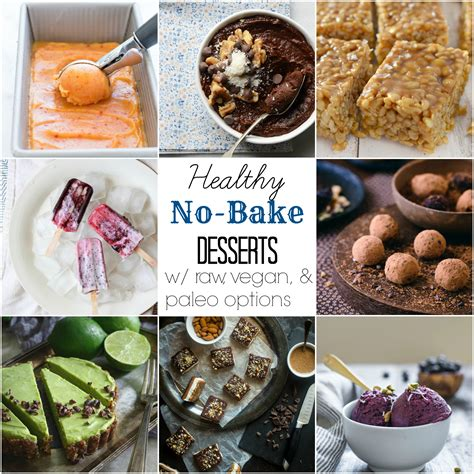 53 healthy no bake desserts with vegan and paleo options the roasted root