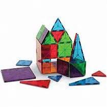 Magna Tiles Clear Dx by Magna Tiles Dx 48 Pc Clear Toys Et Cetera
