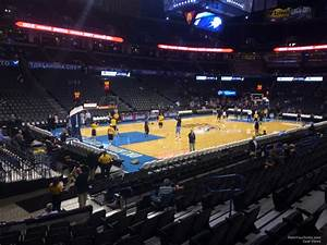 Chesapeake Energy Arena Section 108 Oklahoma City
