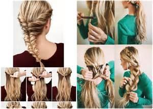Frisuren Selber Machen Lange Haare Picture