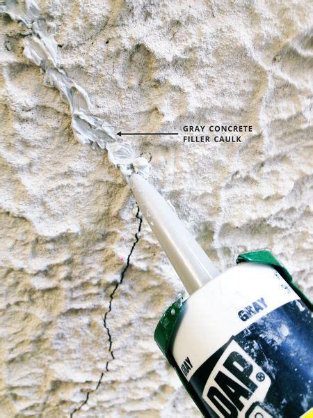 repair stucco cracks  square structure