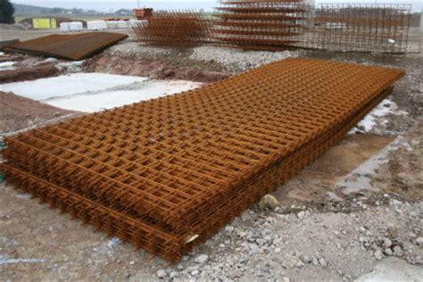 kosten für beton eisenmatte und eisenkorb f 195 188 r bodenplatte und fundamente