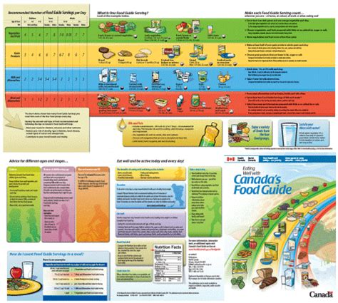guide cuisine canada food guide health