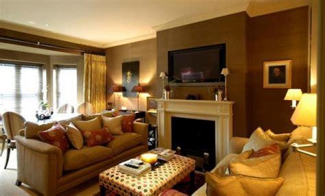 Warm Living Room Ideas