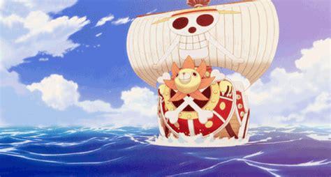 thousand sunny  eleito um das maquinas de anime  fas